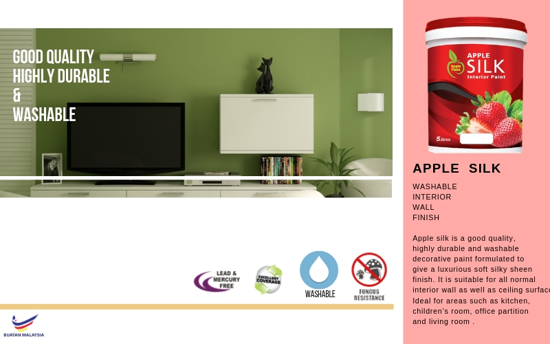 Our Products | Apple Paints